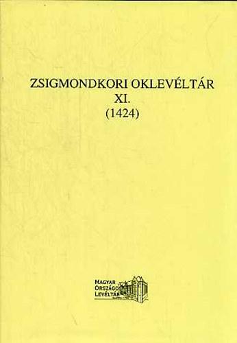 Zsigmondkori Oklevéltár XI.